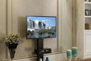 Фото 15 Тумба под телевизор в современном стиле: обзор вариантов и материалов