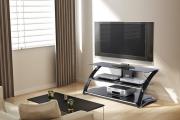 Фото 5 Тумба под телевизор в современном стиле: обзор вариантов и материалов