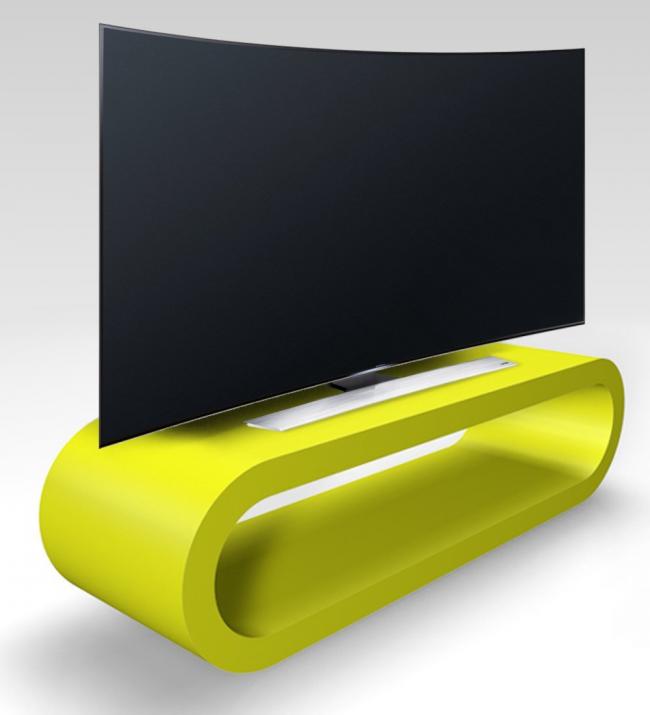 Мебель яркого цвета идеально подойдет для интерьера квартиры в стиле фьюжн