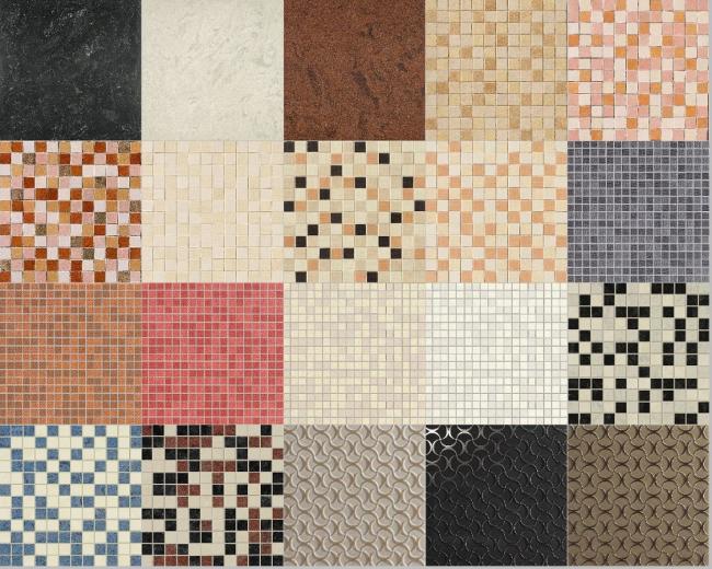 Огромный ассортимент керамической плитки позволит подобрать наиболее подходящие варианты для Вашего интерьера