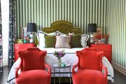 Фото 18 Интерьер бело-зеленой спальни: секреты гармоничных сочетаний и выбор декора