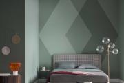 Фото 26 Интерьер бело-зеленой спальни: секреты гармоничных сочетаний и выбор декора