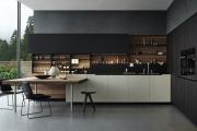 Фото 12 Черные интерьеры (65+ фото строгих и стильных решений): правила сочетаний черного и белого в дизайне