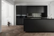 Фото 13 Черные интерьеры (65+ фото строгих и стильных решений): правила сочетаний черного и белого в дизайне