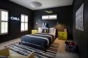 Фото 17 Черные интерьеры (65+ фото строгих и стильных решений): правила сочетаний черного и белого в дизайне