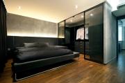 Фото 22 Черные интерьеры (65+ фото строгих и стильных решений): правила сочетаний черного и белого в дизайне