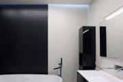 Фото 25 Черные интерьеры (65+ фото строгих и стильных решений): правила сочетаний черного и белого в дизайне