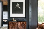 Фото 29 Черные интерьеры (65+ фото строгих и стильных решений): правила сочетаний черного и белого в дизайне