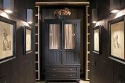 Фото 30 Черные интерьеры (65+ фото строгих и стильных решений): правила сочетаний черного и белого в дизайне