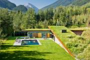 Фото 2 Экологическая архитектура: 5 поразительных эко-проектов, которые подружились с самой природой