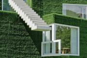 Фото 15 Экологическая архитектура: 5 поразительных эко-проектов, которые подружились с самой природой