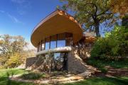 Фото 1 Экологическая архитектура: 5 поразительных эко-проектов, которые подружились с самой природой