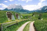 Фото 17 Экологическая архитектура: 5 поразительных эко-проектов, которые подружились с самой природой