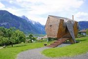 Фото 7 Экологическая архитектура: 5 поразительных эко-проектов, которые подружились с самой природой