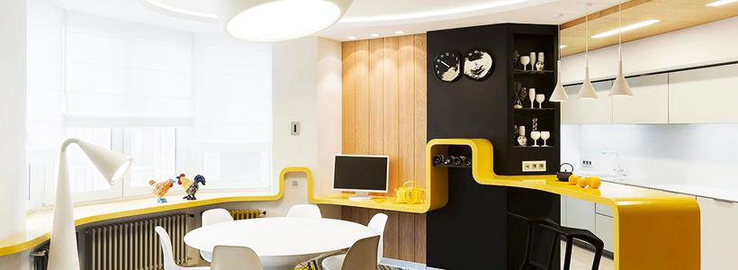 Стиль футуризм в интерьере: смелые идеи для дома и советы дизайнеров