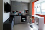 Фото 19 Светлые мини-решения: особенности дизайна кухни 10 кв. метров с балконом