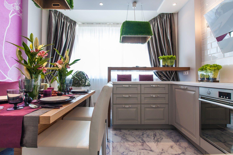Дизайн кухни 12 кв.м фото 2018 современные идеи