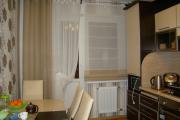 Фото 27 Светлые мини-решения: особенности дизайна кухни 10 кв. метров с балконом