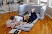 Фото 14 Надувные диваны-кровати: обзор популярных моделей и сравнение цен