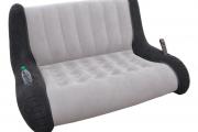 Фото 7 Надувные диваны-кровати: обзор популярных моделей и сравнение цен