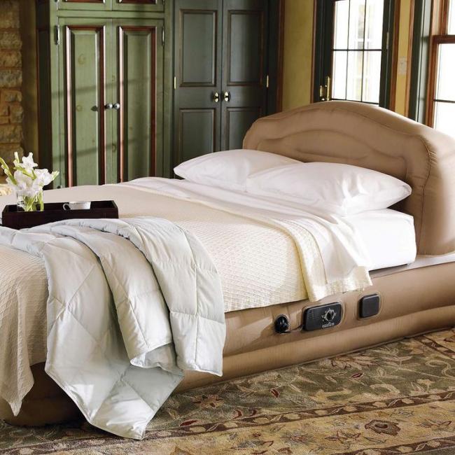 Комфортное спальное ложе
