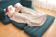 Фото 3 Надувные диваны-кровати: обзор популярных моделей и сравнение цен
