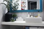 Фото 4 Функциональный урбанизм: 60+ идей для дизайна санузла в стиле лофт