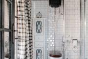 Фото 5 Функциональный урбанизм: 60+ идей для дизайна санузла в стиле лофт
