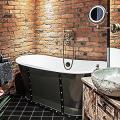 Функциональный урбанизм: 60+ идей для дизайна санузла в стиле лофт фото