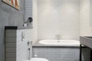 Фото 12 Функциональный урбанизм: 60+ идей для дизайна санузла в стиле лофт