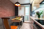 Фото 8 Экономия места без ущерба удобству: как выбрать стол и стулья для маленькой кухни?