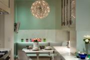 Фото 1 Экономия места без ущерба удобству: как выбрать стол и стулья для маленькой кухни?