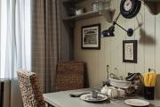 Фото 24 Экономия места без ущерба удобству: как выбрать стол и стулья для маленькой кухни?