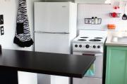Фото 26 Экономия места без ущерба удобству: как выбрать стол и стулья для маленькой кухни?