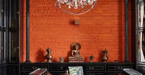 Роскошь венге и мореного дуба: выбираем темную мебель для интерьера фото