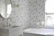 Фото 3 Альтернатива плитке в ванной: выбор экспертов — чем можно заменить кафель в санузле?