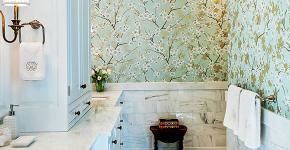 Альтернатива плитке в ванной: выбор экспертов — чем можно заменить кафель в санузле? фото