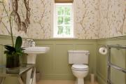 Фото 10 Альтернатива плитке в ванной: выбор экспертов — чем можно заменить кафель в санузле?