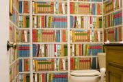 Фото 22 Альтернатива плитке в ванной: выбор экспертов — чем можно заменить кафель в санузле?