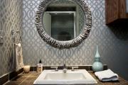 Фото 24 Альтернатива плитке в ванной: выбор экспертов — чем можно заменить кафель в санузле?