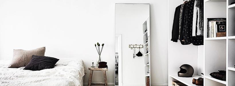 Белый глянец – цвет для спальни: советы по гармоничному выбору мебели, отделки и текстиля