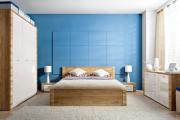 Фото 10 Трендовый цвет для спальни — белый глянец: 70+ современных и классических интерьеров в белоснежных тонах