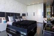 Фото 15 Трендовый цвет для спальни — белый глянец: 70+ современных и классических интерьеров в белоснежных тонах