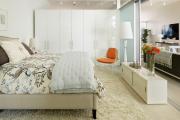 Фото 3 Трендовый цвет для спальни — белый глянец: 70+ современных и классических интерьеров в белоснежных тонах