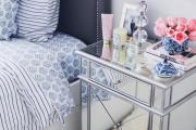 Фото 23 Трендовый цвет для спальни — белый глянец: 70+ современных и классических интерьеров в белоснежных тонах