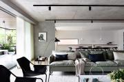 Фото 7 Бетонный потолок в интерьере: 60+ лаконичных идей для дизайна в стиле лофт, минимализм и хай-тек