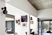 Фото 29 Бетонный потолок в интерьере: 60+ лаконичных идей для дизайна в стиле лофт, минимализм и хай-тек