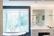 Фото 12 Черная ванная комната — тренд сезона: 65 стильных идей дизайна в черном цвете
