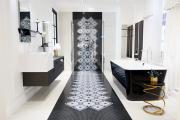 Фото 19 Черная ванная комната — тренд сезона: 65 стильных идей дизайна в черном цвете