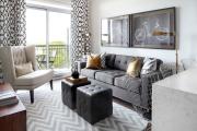 Фото 24 Гостиная 17 кв. метров: 65+ фото вариантов планировки, зонирования и продуманного дизайна